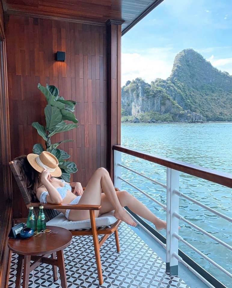 Heritage Binh Chuan Cruise Haka Travel