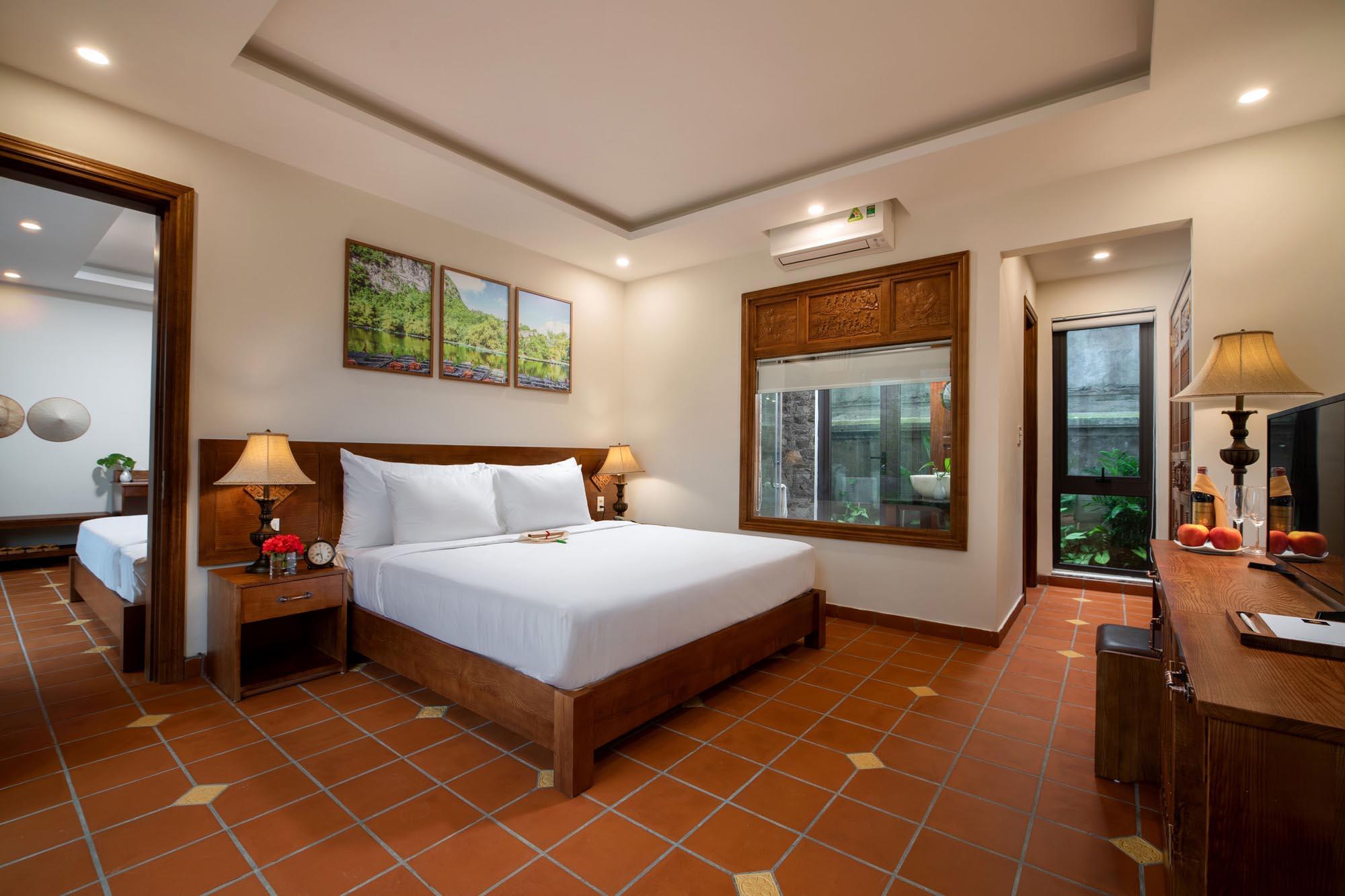 Bai Dinh Garden Resort Ninh Binh Haka Travel