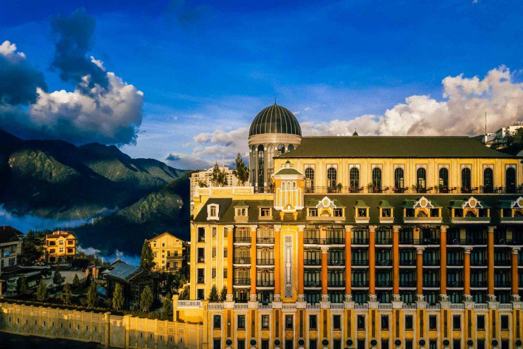 Hotel De la Coupole Sapa Haka Travel